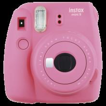 Fujifilm Instax Mini 9 roze