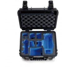 B&W Outdoor.cases Type 3000 zwart / DJI Mavic 2 pro/zoom inlay V2