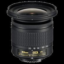 Nikon AF-P 10-20/4.5-5.6 G VR