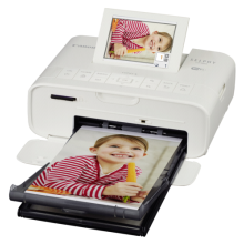 Canon Selphy CP1300 printer wit
