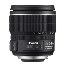 Canon EF-S 15-85 IS USM occasion
