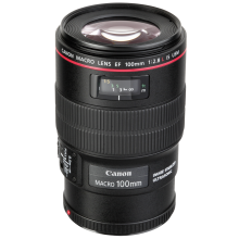 Canon EF 100MM/2.8 L MACRO IS USM