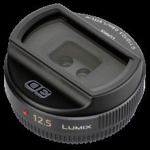 Panasonic 3D 12.5MM/F12