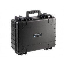 B&W Outdoor.cases Type 5000 zwart / leeg