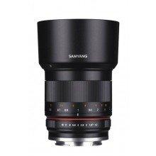 Samyang 50mm F1.2 AS UMC CS Fuji X zwart