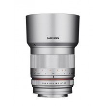 Samyang 50mm F1.2 AS UMC CS Canon M zilver