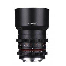 Samyang 50mm T1.3 cine AS UMC CS MFT