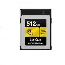 Lexar CFexpress Professional 1750MB/s 512GB