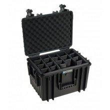 B&W Outdoor.cases Verdelerset type 5500