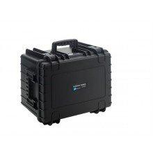 B&W Outdoor.cases Type 5500 zwart / leeg