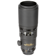 Nikon AF-D 200/4,0 ED Micro