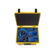 B&W koffer Type 6000 geel DJI Mavic Pro Fly More Combo+DJI Goggles