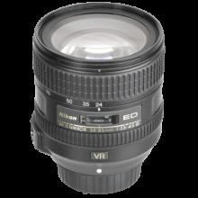 Nikon AF-S 24-85/3.5-4.5G ED VR