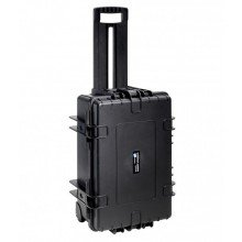 B&W Outdoor.cases Copter.case type 6700 zwart / hardfoam 3DR solo