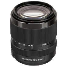 Sony SAL 18-135 F3.5-5.6