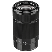 Sony Sel 55-210/4.5-6.3 zwart Occasion