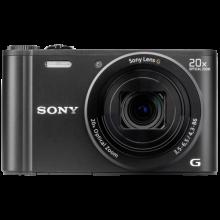 Sony cybershot dsc WX350 zwart