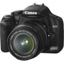 Canon 450D + 18-55 occasion