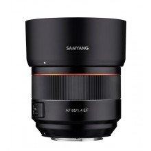 Samyang 85mm F1.4 AF Canon