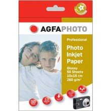 AgfaPhoto Professional Photo Paper 260 g 10x15 cm 50 vel