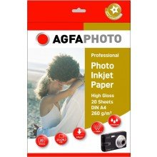 AgfaPhoto Professional Photo Paper 260 g A 4 20 vel