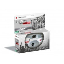 AgfaPhoto LeBox 36 opn Black en White