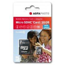 Agfa SDHC micro 16gb
