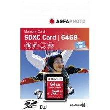 Agfa SDHC 64GB class 10