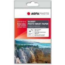 AgfaPhoto Photo Glossy Paper 10x15 20 vel