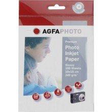 AgfaPhoto Premium Photo Glossy Paper 240 g 10x15 cm 100 vel