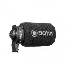 Boya BY-A7H microfoon voor smartphone