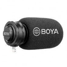 Boya BY-DM200 mic voor smartphone Apple