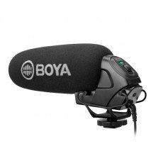 Boya BY-BM3030 shotgun mic voor DSLR