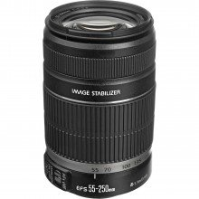 Canon EF-S 55-250 IS Occasion