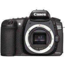 Canon eos 20D body + 2e batterij occasion