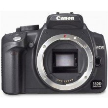 Canon eos 350D body + batterygrip occasion