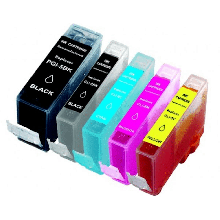 Second Life Replacement Canon Multipack 5-8 serie