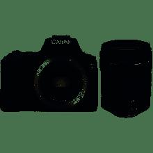 Canon Eos 250D+ EF-S 18-135