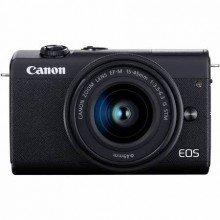 Canon Eos M200+M15-45 IS STM zwart