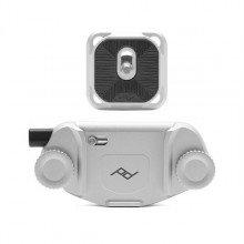Peak Design Capture® camera clip (v3) silver