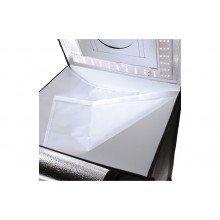 Caruba portable photocube 40x40 LED