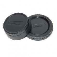 Caruba LB-NI1 Nikon bodydop + Nikon achterlensdop