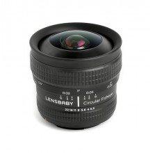 Lensbaby Circular fisheye lens Nikon