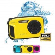 Easypix W1627 ocean yellow onderwater camera