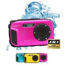 Easypix W1627 ocean pink onderwater camera