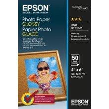 Epson papier 10x15 50 vel 200 gram