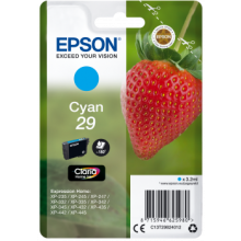 Epson T29 cyaan