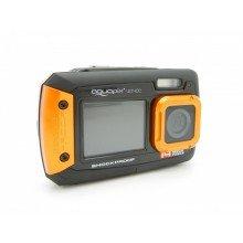 Easypix W1400 active oranje onderwater camera