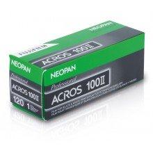 Fujifilm Neopan Acros 100II 120 spoel