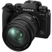 Fujifilm X-T4 body + XF16-80 zwart